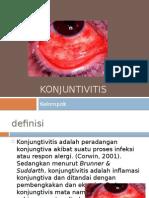 konjuntivitis ppt 1