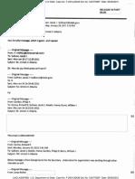E-mail-i i Soros për Clinton