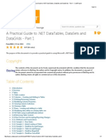 A Practical Guide to Database