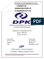 report on dpk engineers ltd.,
