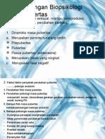 Perkembangan Biopsikologi II