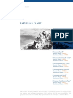 Parnassus Funds Prospectus