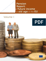 SPC Report on Pensions Adequacy _Vol I