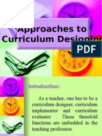 crafting the curriculum.ppt