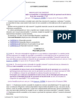OUG 138 2005 Exploatarea Acumulari Folosinta Piscicola