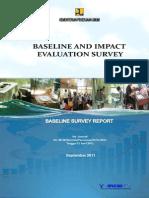 Baseline Survey Report 2011