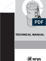 Get introduced to the technical manual by Universal Electronics & Home Appliances