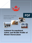 National Occupational Safety and Health Profile of Brunei Darussalam