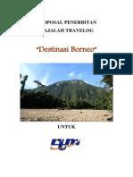 Travelog Destinasiku Borneo