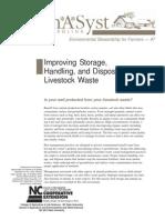244069075 Improving Storage Handling and Disposal of Livestock Waste