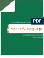 Respectful Language