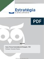 Provas Comentadas de Portugues Fgv Aula 00 Aula00fgvpc 24277