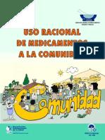 USO RACIONAL DE MEDICAMENTOS- COMUNIDAD.ppt