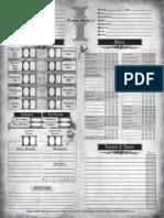 DH2 Beta Character Sheet