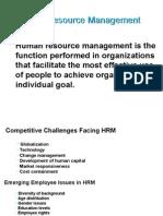 HR Lesson 2