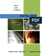 Digital Text