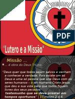 Lutero e a Missão - RM