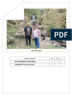 Informe Rio Chilca