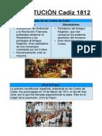 Constitución de Cadíz 1812