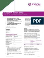 Varisoft222LM90-TDS-02.19.09