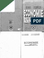 Manual Economie
