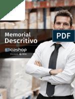 Memorial Descritivo Framework