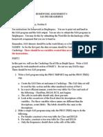 Homework Assignment 4