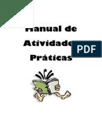Manual de Atividades Práticas DREALG