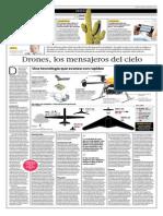 Drones Los Mensajeros Del Cielo