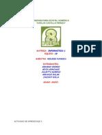 Actividad de Aprendizaje 3.Docx Info