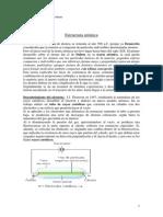 Quimica - Estructura atomica