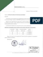 Tm Producciones Eirl Globaltv Huanuco