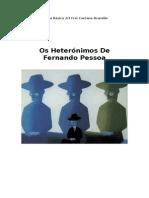 28994935 Fernando Pessoa Heteronimos