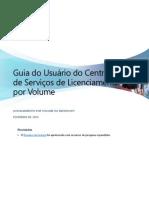 VLSC User Guide Brazil