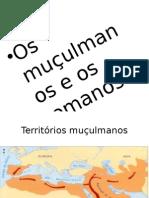 muculmanos e romanos