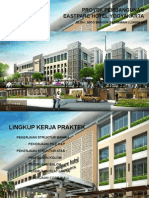 PROYEK PEMBANGUNAN EASTPARC HOTEL YOGYAKARTA