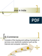 e commerce in india