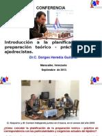 Introducción a La Planificación en Ajedrez