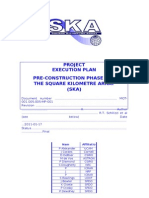 190315080 38221 SKA Project Execution Plan