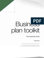 Business Plan Toolkit