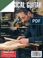 Classical Guitar Magazine July 1993