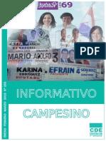 INFORMATIVO CAMPESINO - 252 - ENERO FEBRERO MARZO 2013 - CDE - PORTALGUARANI