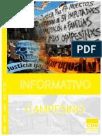 INFORMATIVO CAMPESINO - 253 - ABRIL MAYO JUNIO 2013 - CDE - PORTALGUARANI