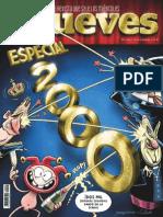 El Jueves Nº 2000