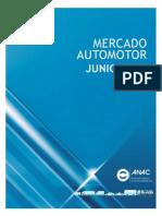 Informe Mercado Automotor Junio 2015
