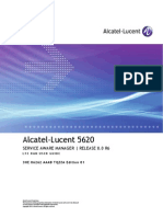 LTE Service Aware Manager