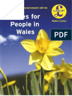 UKIP Policy for People in Wales