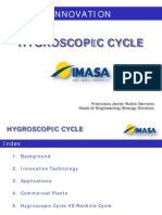 Hygroscopic Cycle Presentation