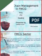 HUL, ITC & Godrej (Supply chain management comparision)