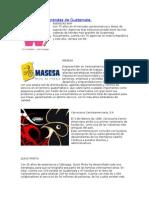 Empresas Más Grandes de Guatemala y Escultores